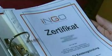 iNGO Zertifikat